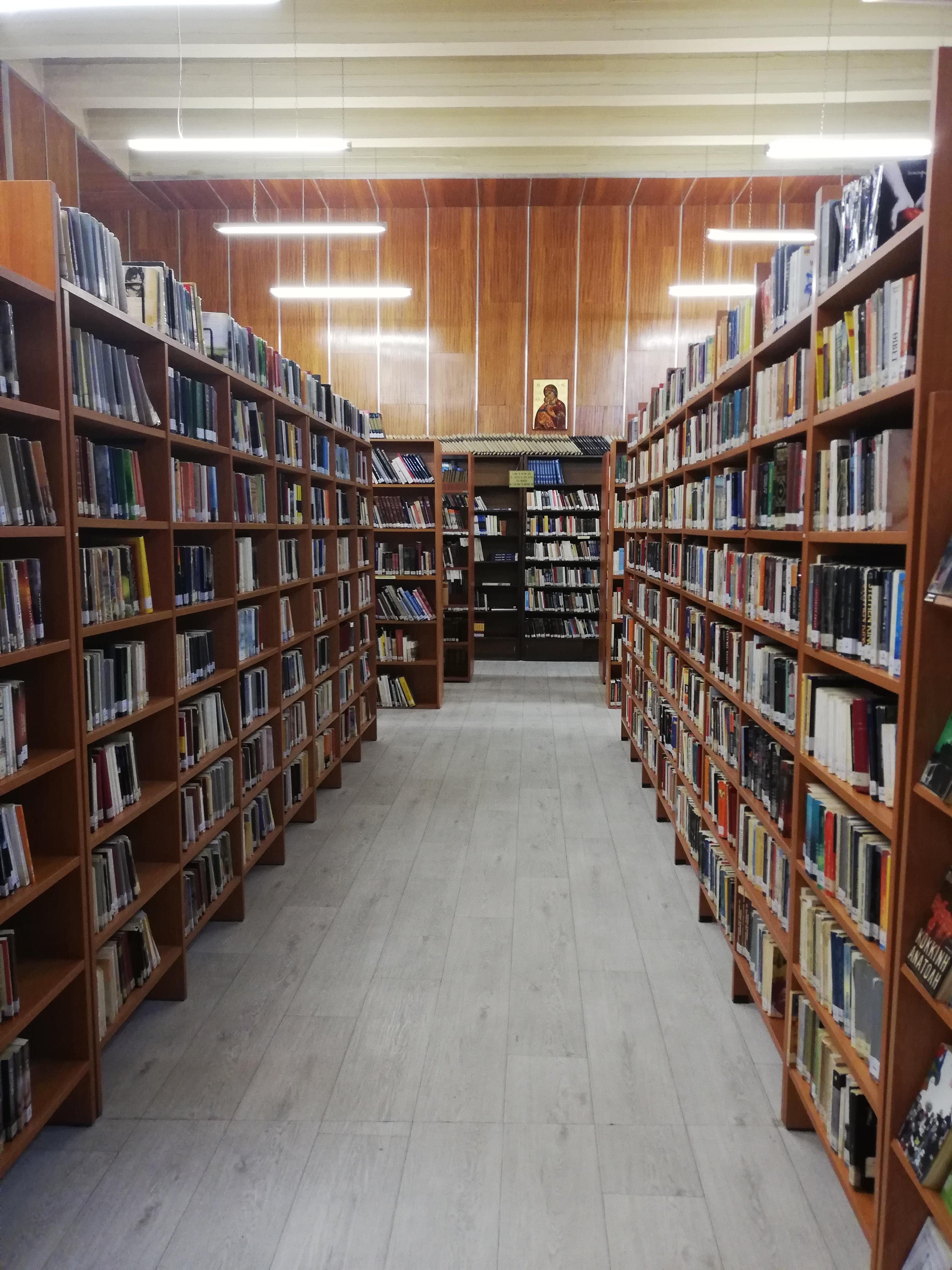 Ενημέρωση για τους τρόπους δανεισμού βιβλίων της Δημοτικής Βιβλιοθήκης