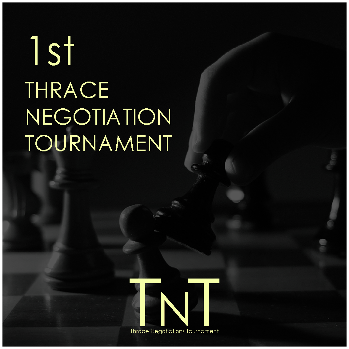 Thrace Negotiations Tournament-Χanthi Techlab