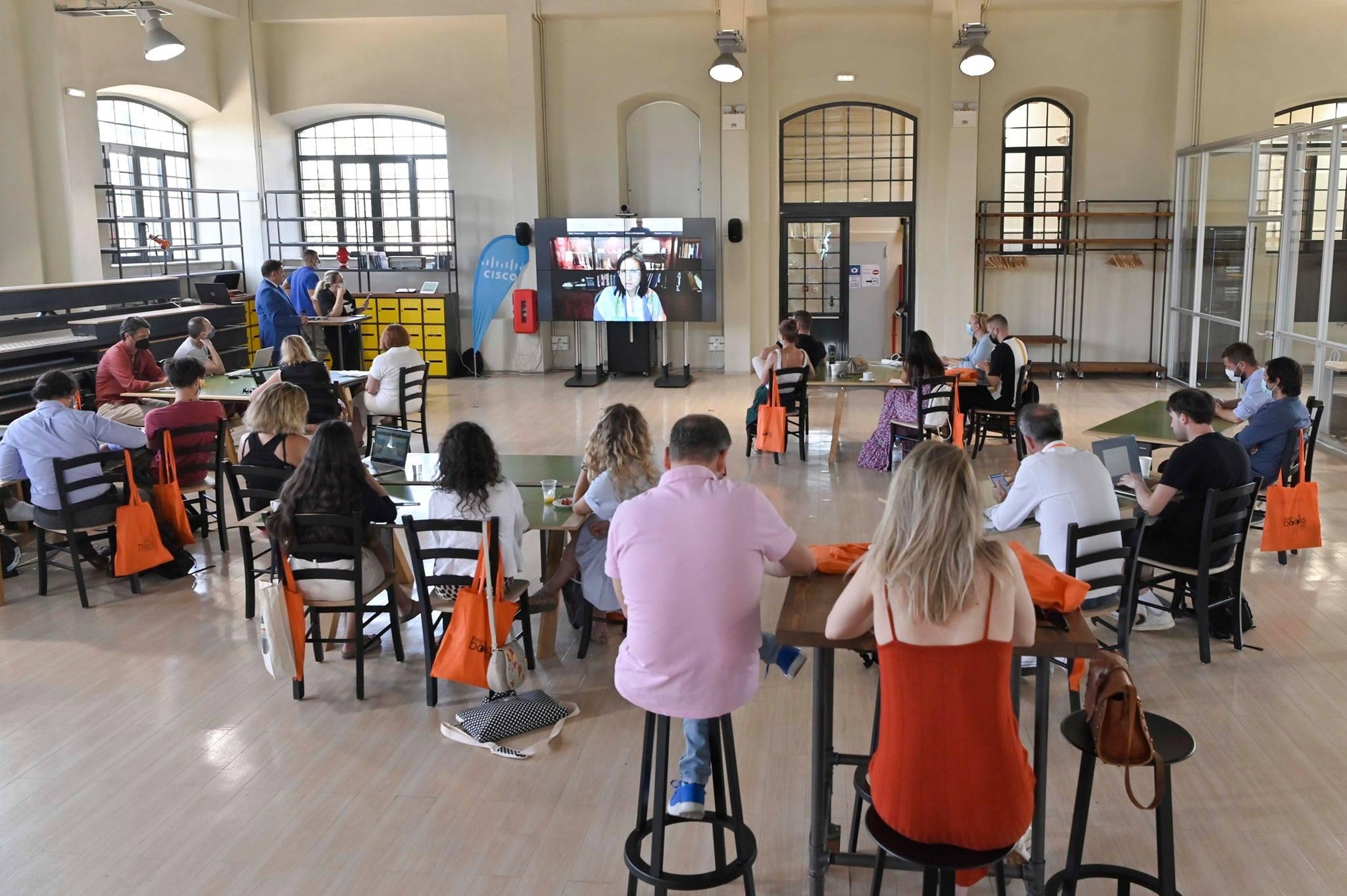 Συμμετοχή του Xanthi TechLab στη Thessaloniki International Media Summer Academy